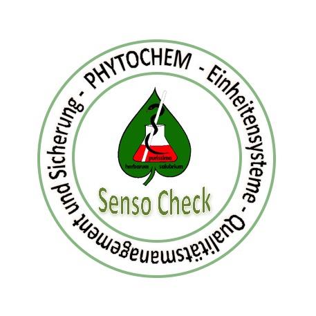Der Senso Check - Maßstab für beste Naturqualität aus dem Hause PhytoChem