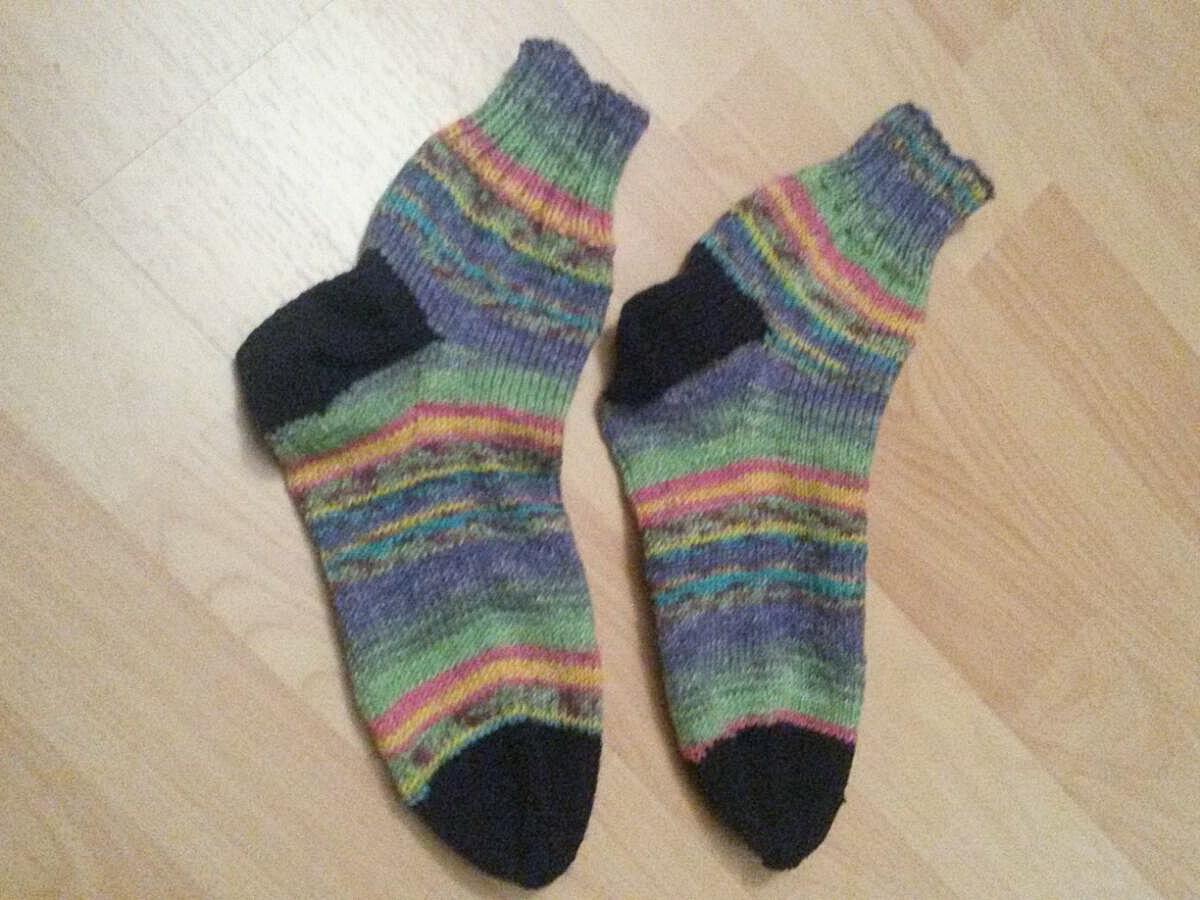 4-fach Sockenwolle