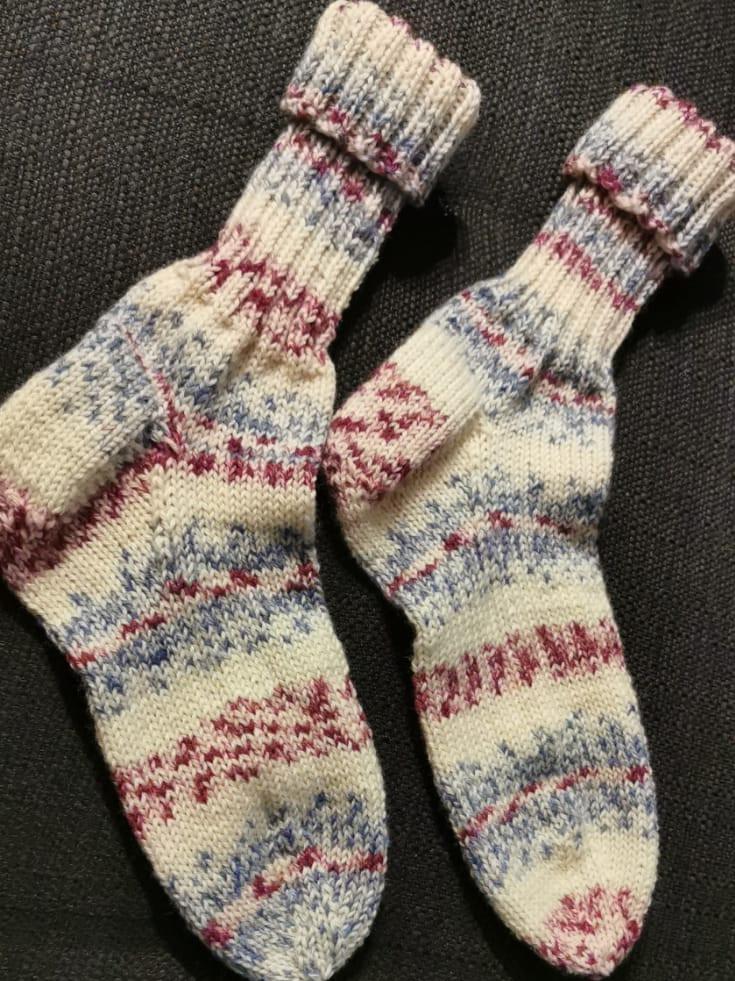 Lungauer Sockenwolle 6-fach, Farbe 288-19