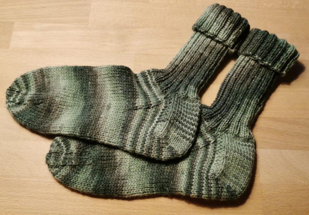 Lungauer Sockenwolle 6-fach, Farbe 405/19