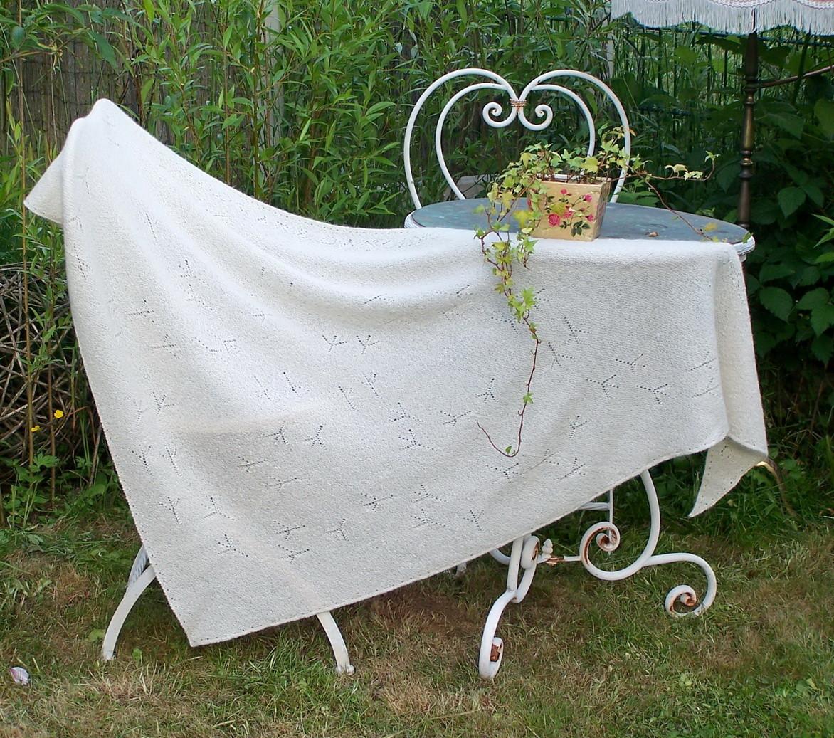 Tuch Near Solstice, Design: Bridget Rorem