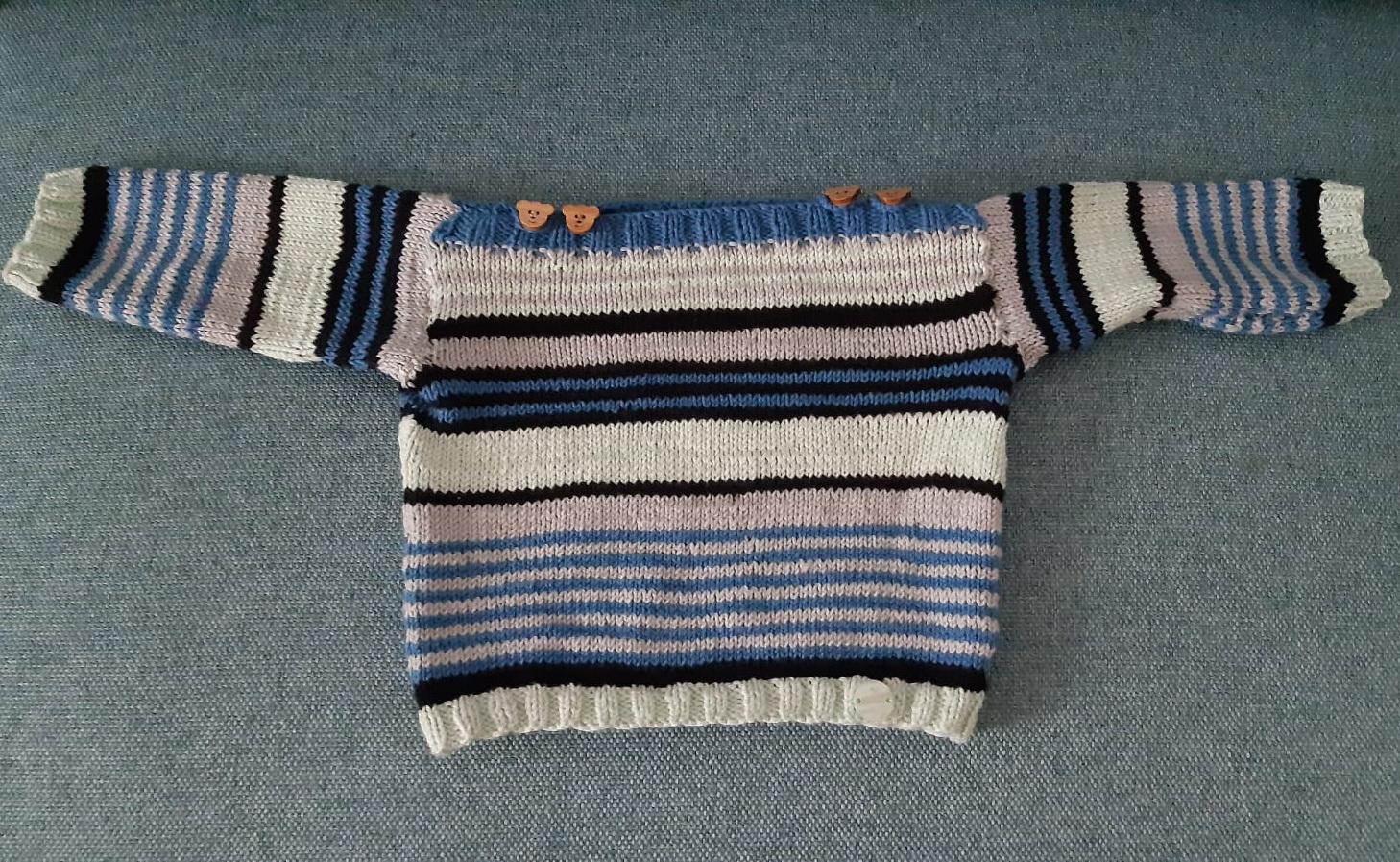 Babypullover, ONline Linie 364 Rubetta
