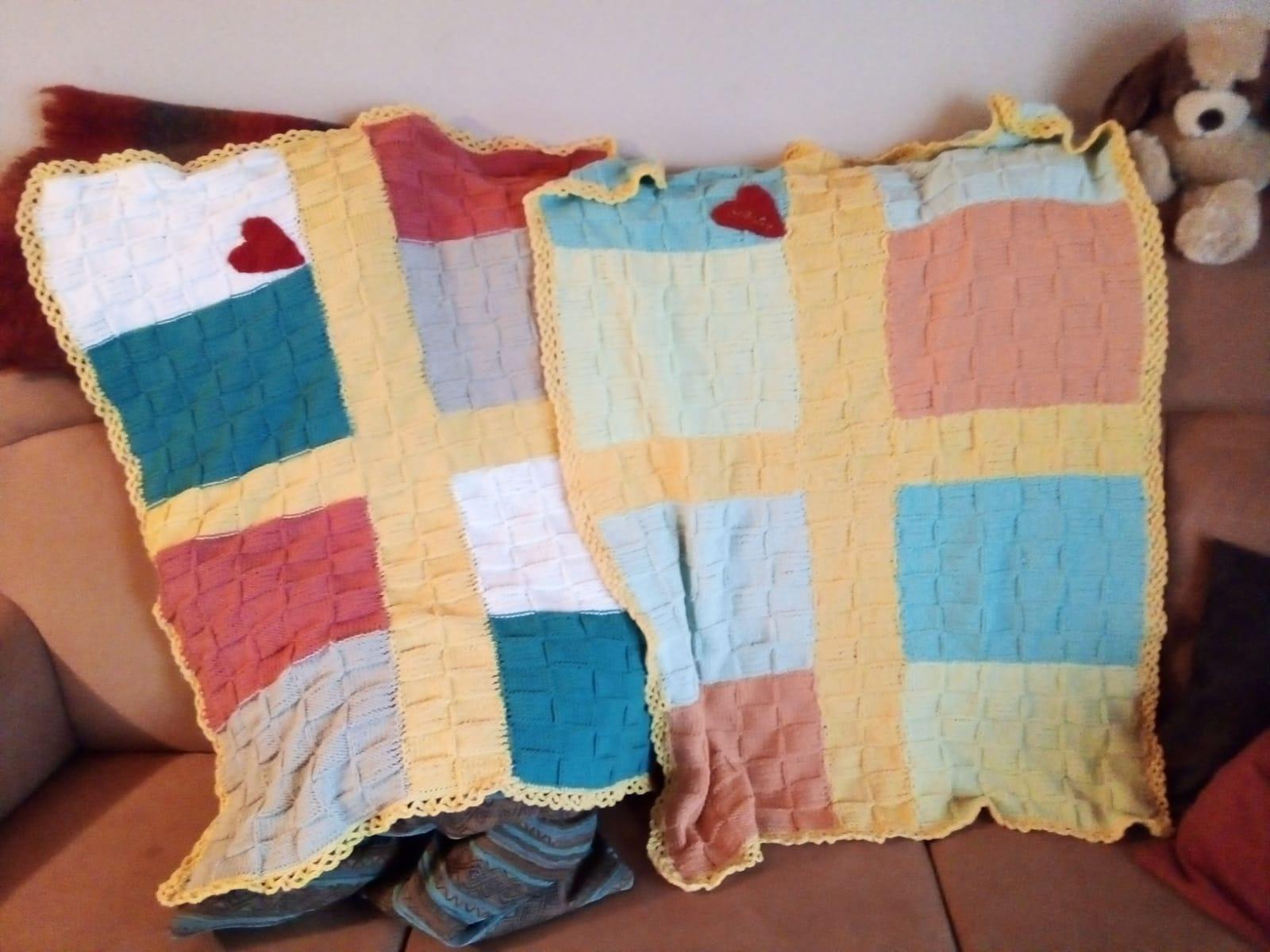 Babydedcken, ONline Linie 364 Rubetta