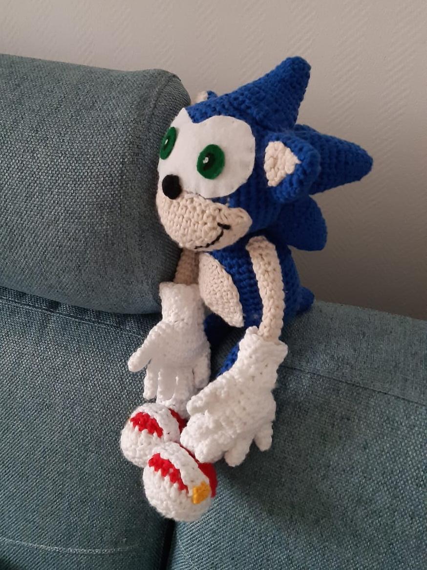 Sonic Figur, Pro Lana Joker uni