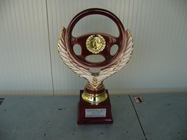 il trofeo ambito !