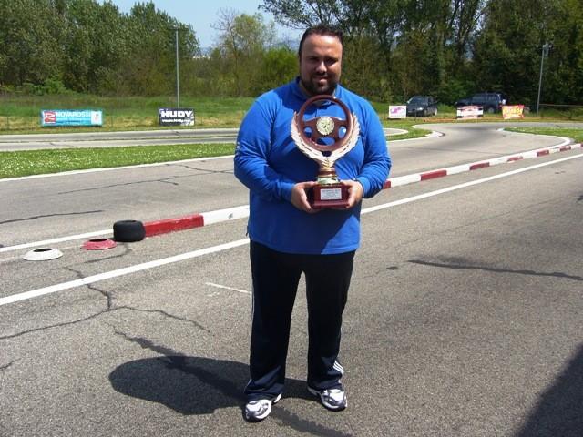 loreti vincitore super pole