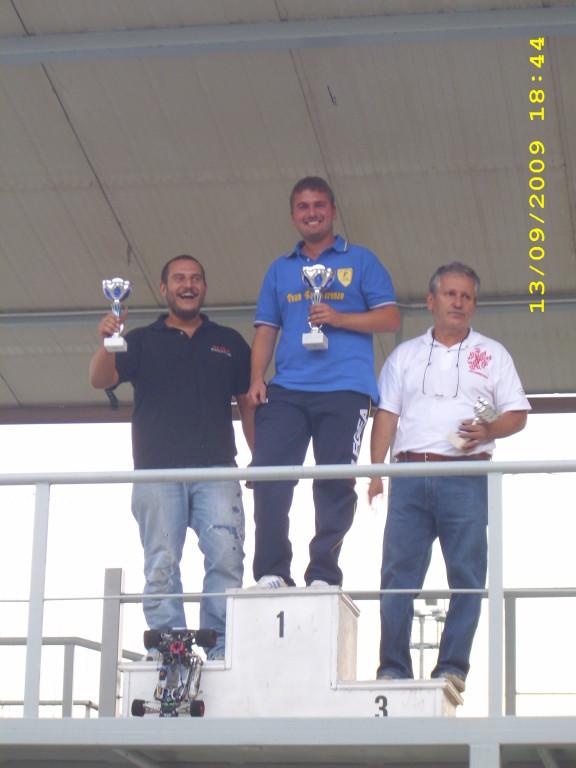 podio classic...1°LOCKMER   2° CASTAGNA    3° SOMIGLI