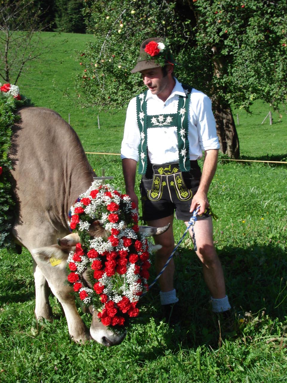 Kranzrind am Viehscheid