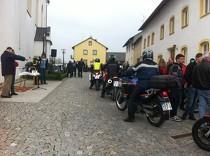Motorradweihe Bettbrunn 2014