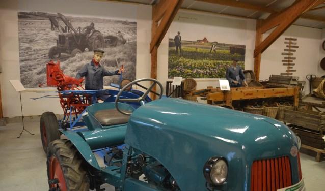 """<img src=""""image.png"""" alt=""""Oude tractor van het Cultuurhistorisch museum """"De Waelstee"""" te De Waal, Texel"""">"""