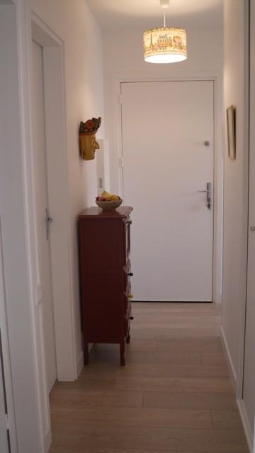 Couloir après rénovation