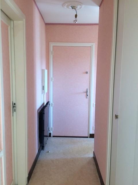 Couloir avant rénovation