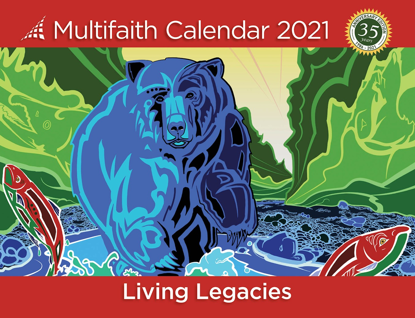 Multifaith Calendar 2022: Artists' Call for Submissions