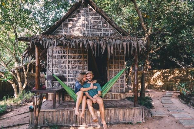 Yoga- und Meditationsretreat in Kambodscha