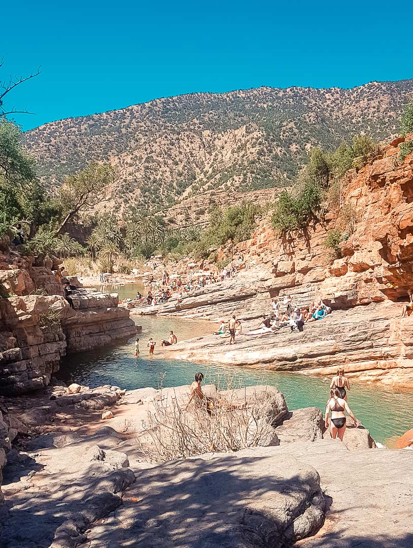 Paradise Valley in Marokko