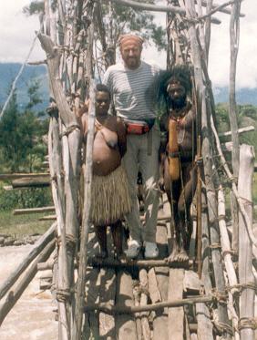 Stammesvölker auf Südsee-Artollen