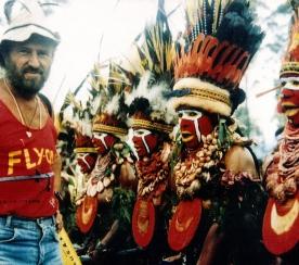 Stammesvölker in Papua Neuguinea