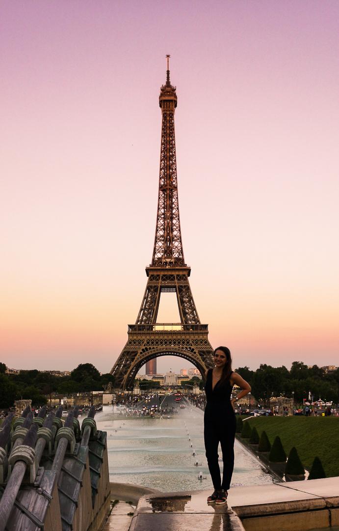 Wochenendtrip nach Paris