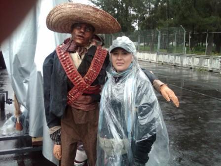 Títeres Garabatosos en el Desfile Bicentenario 2010 6