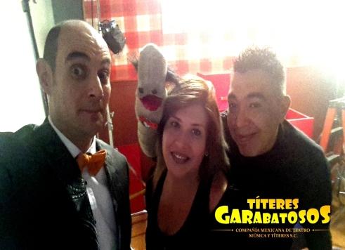Titeres Garabatosos comercial Julio Regalado 2015 3
