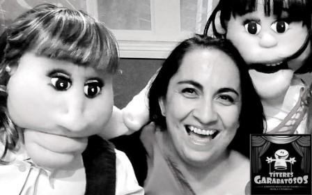 Títeres Garabatosos TVC Programa Mamá en Construcción