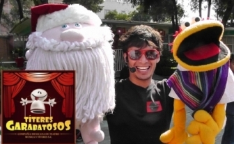 PASTORELA Navidad Titeres Garabatosos