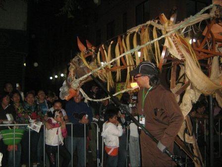 Títeres Garabatosos en el Desfile Bicentenario 2010 22
