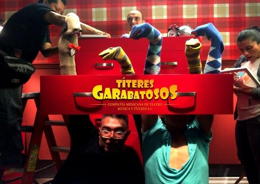 Titeres Garabatosos comercial Julio Regalado 2015 4