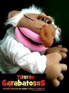 doctor 1 titeres garabatosos
