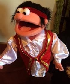Pirata 1 Títeres Garabatosos
