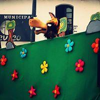 El Lobo de los cuentos FICTA 2016 Titeres GArabatosos