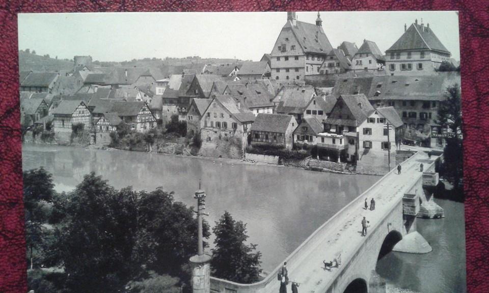 Enzpartie um 1920 (von Elke Ebbeke)