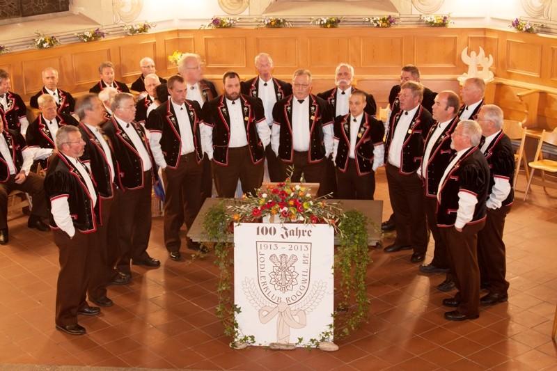 100 Jahre Jodler Roggwil