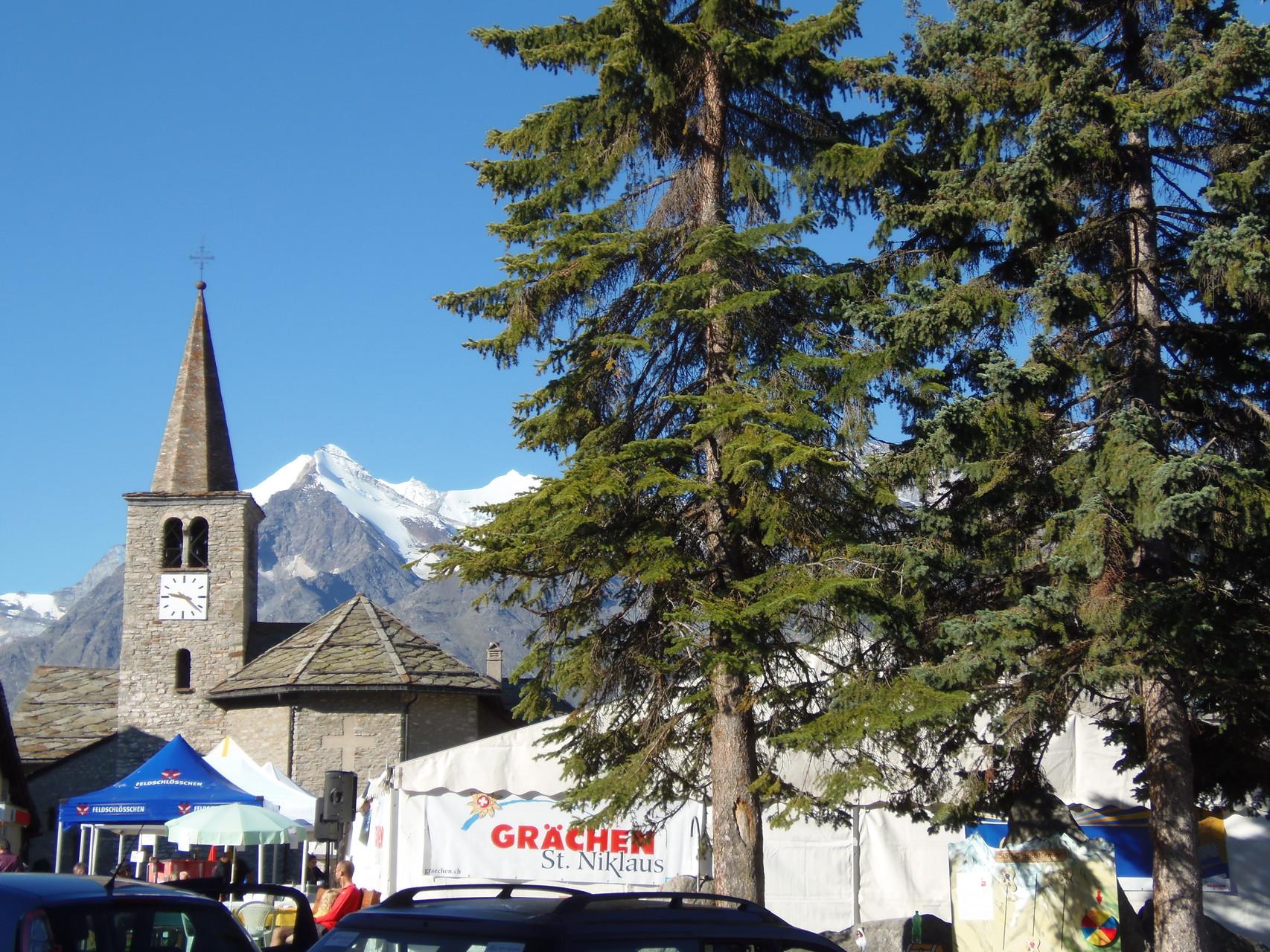14. Ländler- und Folklorefest Grächen