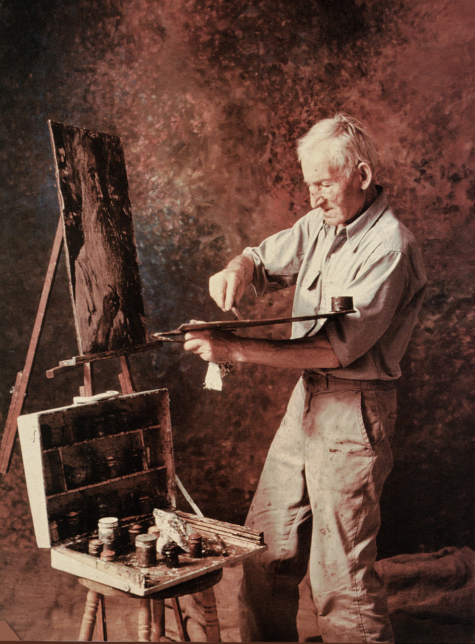 American Artist, Samuel Rothbort