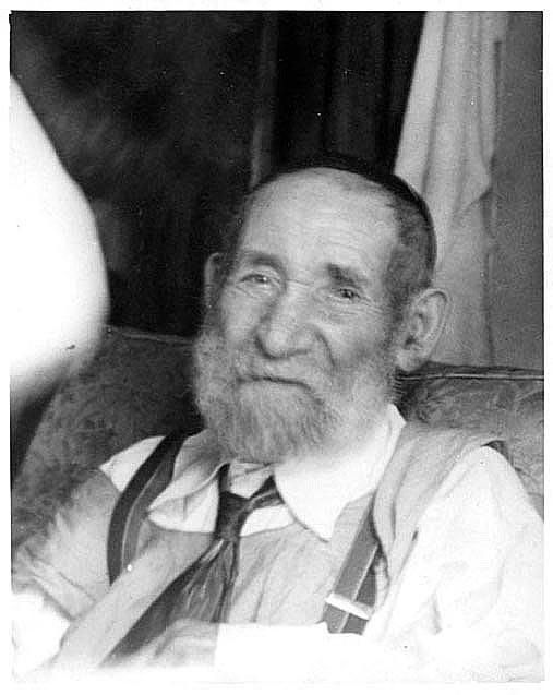Samuel Rothbort's Father - Hirsh Rothbort