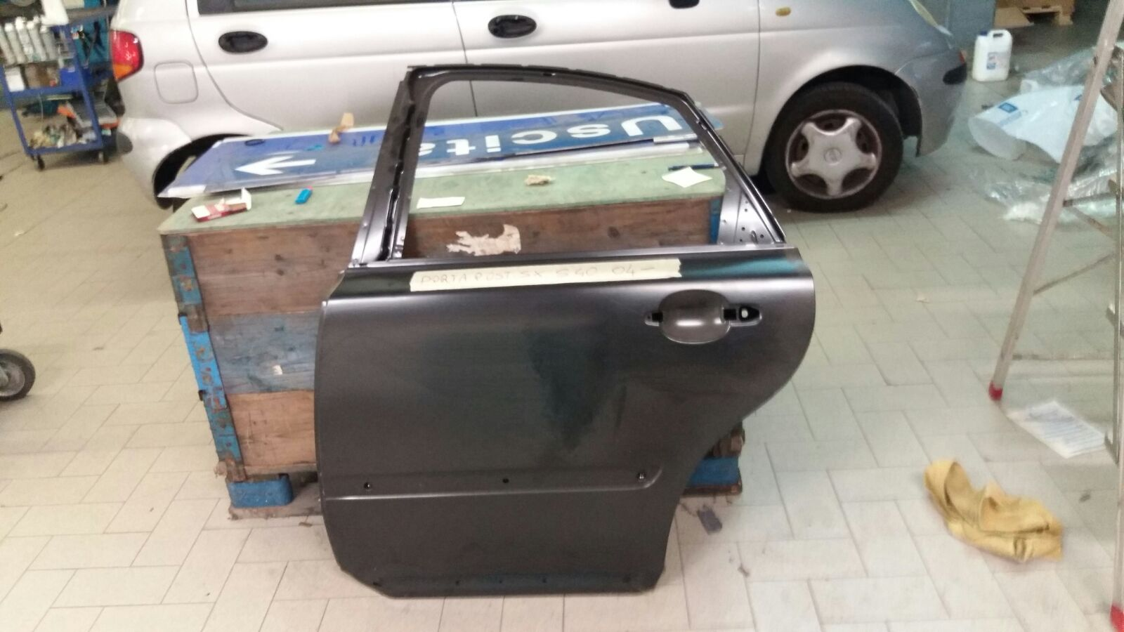 portiere volvo v50 - s80 - s40 - autoricambi online low cost