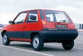 Renault super 5 fanale posteriore