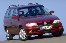 Opel Astra F seconda serie