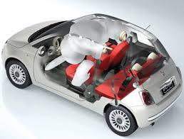 Ricambio auto centralina airbag