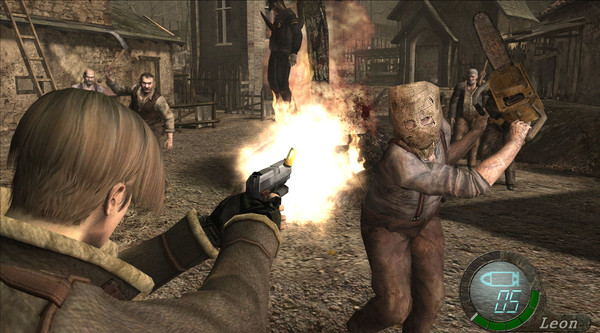 Resident Evil 4 Ultimate HD Editon