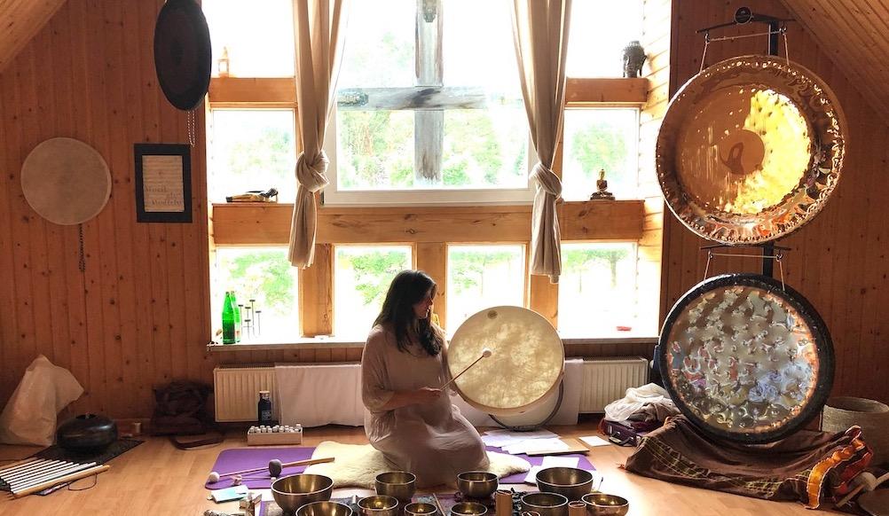 Sound Healing Retreat SOMMER 2020