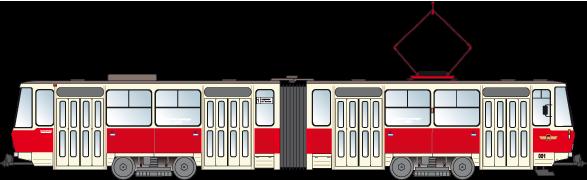 Zeichnung des KT4D-Prototypen 001