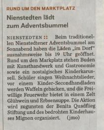 Hamburger Abendblatt vom 6.12.2013