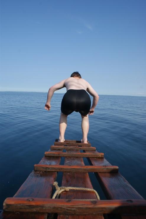 Ins Meer springen € 10