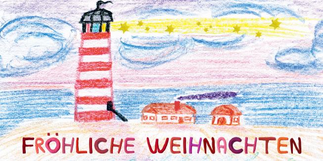Motiv Leuchtturm
