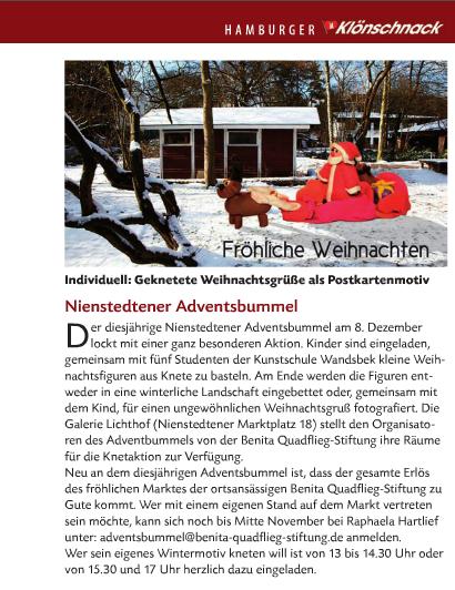 Klönschnack November 2012
