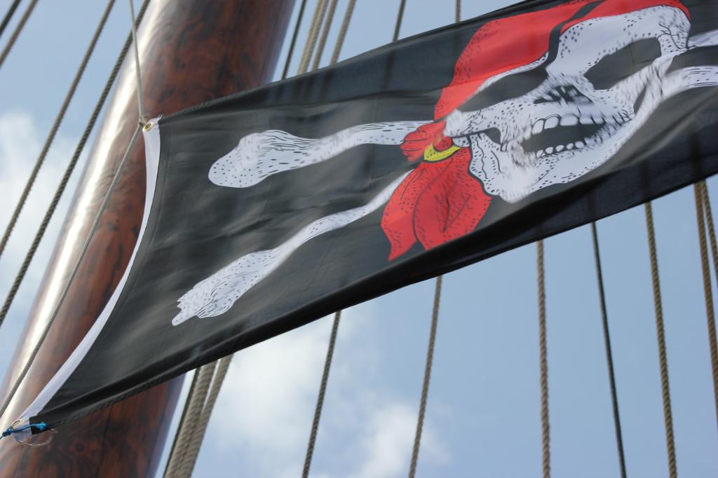 Piratenfahrt € 25