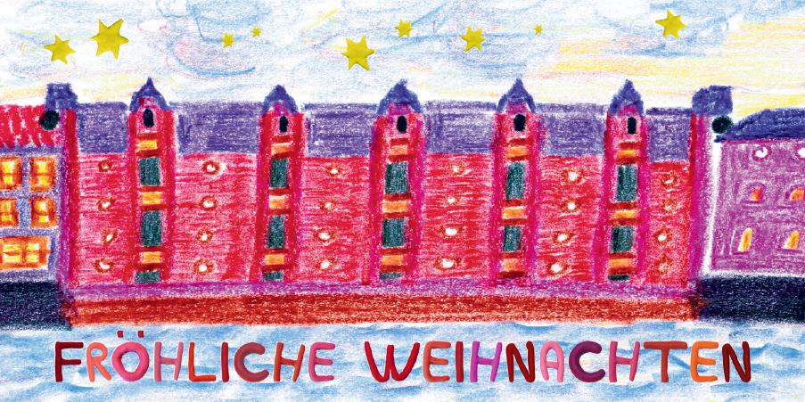 Motiv Speicherstadt