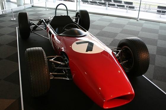 1966年三菱 コルト フォーミラュラ F3A
